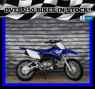 2020 Yamaha TT-R110 for sale at AZMotomania.com in Mesa AZ