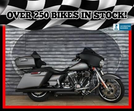 2016 Harley-Davidson Street Glide for sale at AZMotomania.com in Mesa AZ