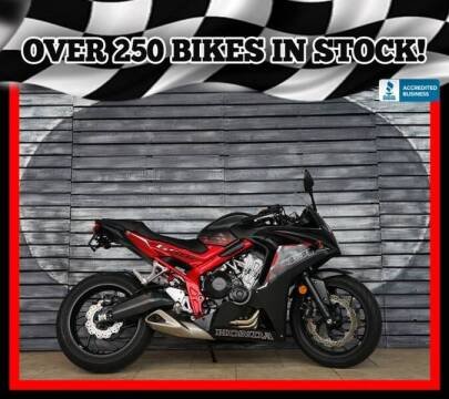 2016 Honda CBR650 for sale at AZMotomania.com in Mesa AZ