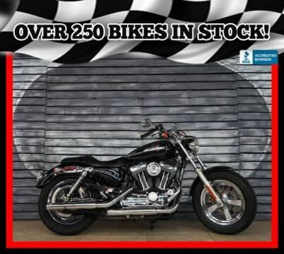 2015 Harley-Davidson XL1200 for sale at AZMotomania.com in Mesa AZ