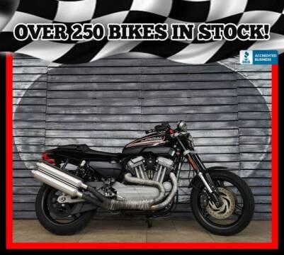 2010 Harley-Davidson XR1200 for sale at AZMotomania.com in Mesa AZ