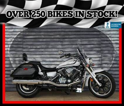 2015 Yamaha V-Star for sale at AZMotomania.com in Mesa AZ