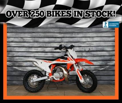 2019 KTM 50 SX MINI for sale at AZMotomania.com in Mesa AZ