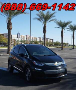 2017 Chevrolet Bolt EV for sale at AZMotomania.com in Mesa AZ