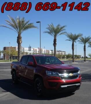 2018 Chevrolet Colorado for sale at AZMotomania.com in Mesa AZ