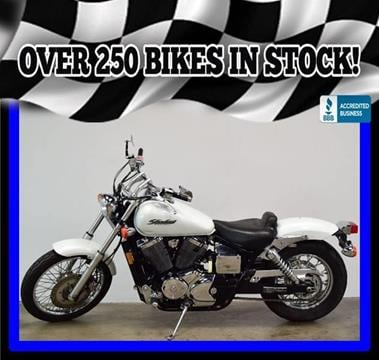 2003 Honda Shadow for sale at AZMotomania.com in Mesa AZ