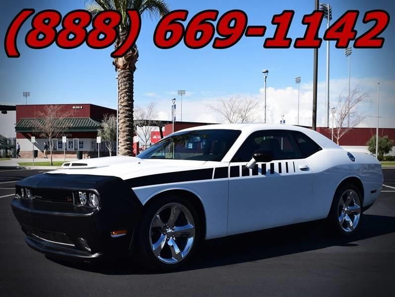 2012 Dodge Challenger for sale at AZMotomania.com in Mesa AZ