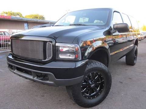2000 Ford Excursion for sale at WESTERN MOTORS in Santa Ana CA