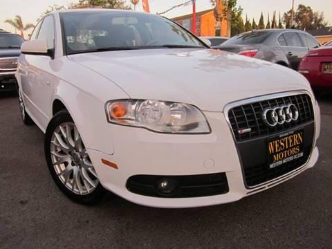2008 Audi A4 for sale in Santa Ana, CA
