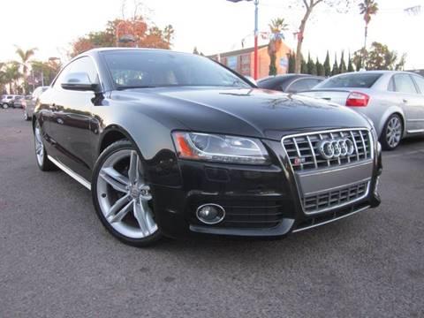 2009 Audi S5 for sale at WESTERN MOTORS in Santa Ana CA