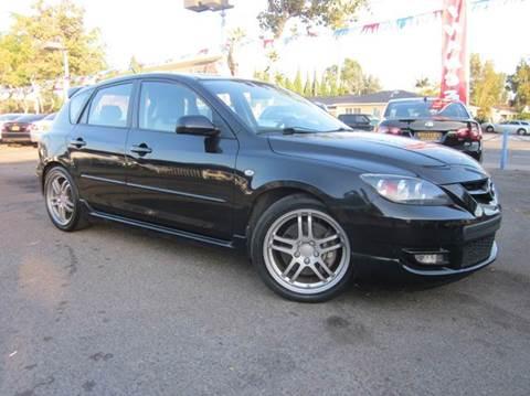 2007 Mazda MAZDASPEED3 for sale at WESTERN MOTORS in Santa Ana CA