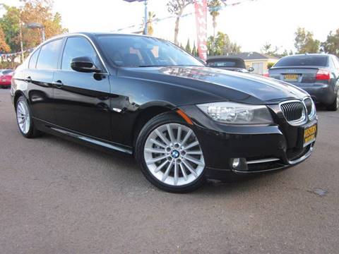 2011 BMW 3 Series for sale at WESTERN MOTORS in Santa Ana CA