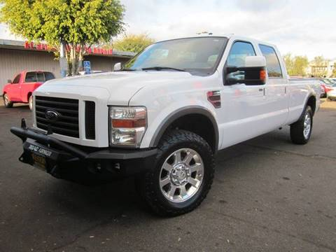 2008 Ford F-250 Super Duty for sale at WESTERN MOTORS in Santa Ana CA