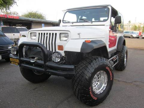 1992 Jeep Wrangler For Sale - Carsforsale.com®