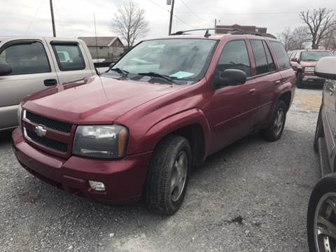 2006 Chevrolet TrailBlazer for sale in Ewing, KY