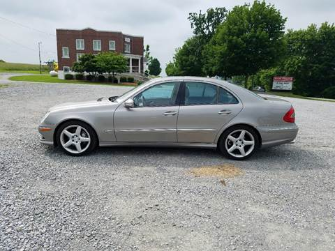 2009 Mercedes-Benz E-Class for sale in Ewing, KY