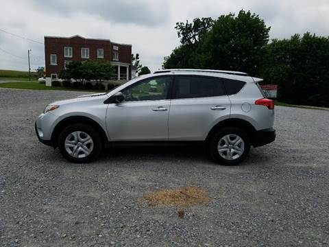 2015 Toyota RAV4 for sale in Ewing, KY