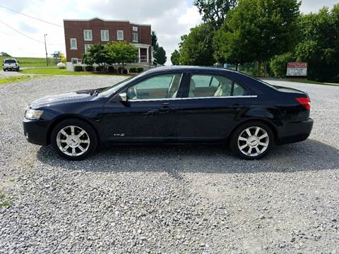 2008 Lincoln MKZ for sale in Ewing, KY