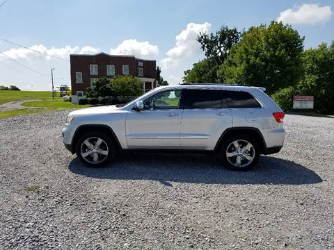 2011 Jeep Grand Cherokee for sale in Ewing, KY