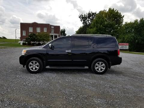 2012 Nissan Armada for sale in Ewing, KY