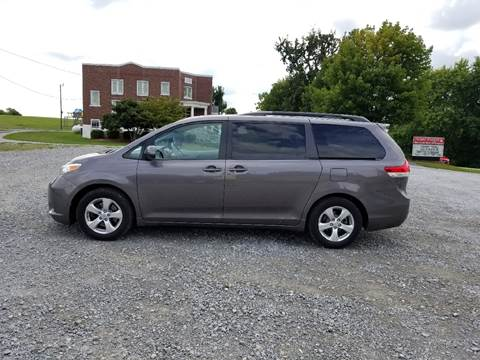 2014 Toyota Sienna for sale in Ewing, KY