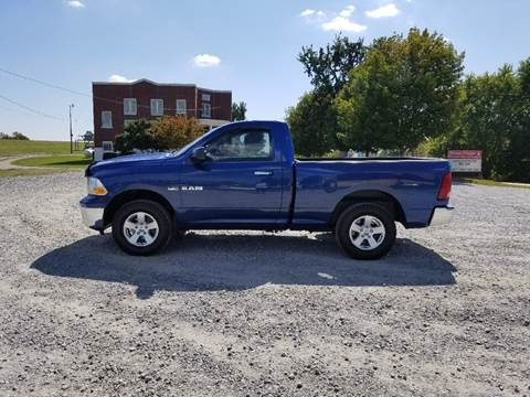 2010 Dodge Ram Pickup 1500 for sale in Ewing, KY
