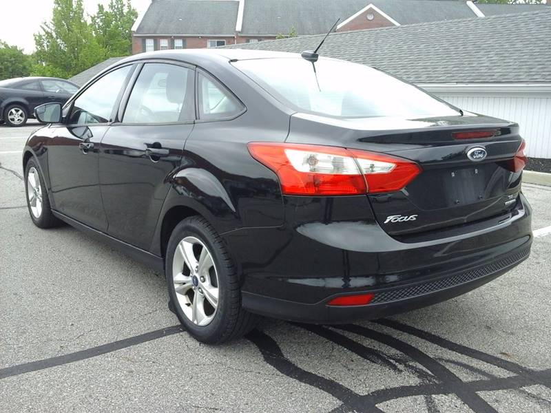 2013 Ford Focus for sale at CLINTONVILLE CAR SALES in Columbus OH