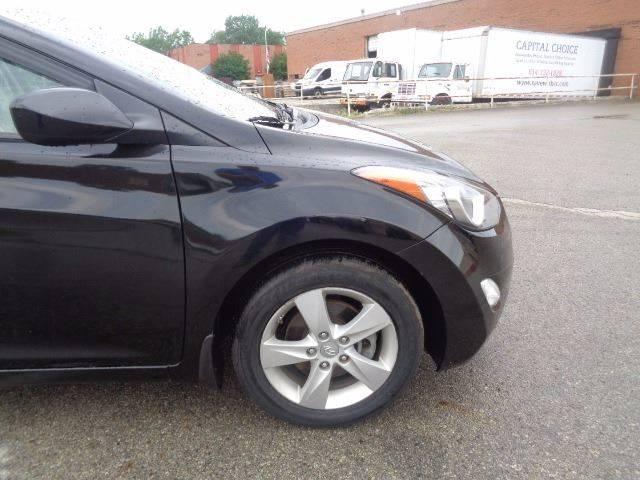 2013 Hyundai Elantra for sale at CLINTONVILLE CAR SALES in Columbus OH