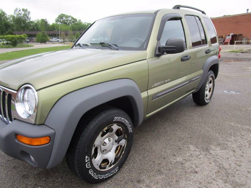 2003 Jeep Liberty for sale at CLINTONVILLE CAR SALES in Columbus OH
