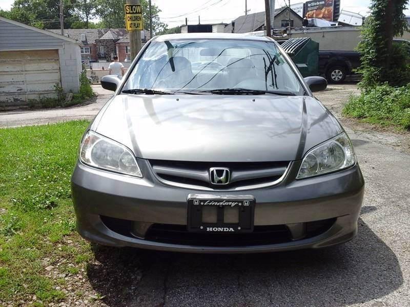 2005 Honda Civic for sale at CLINTONVILLE CAR SALES in Columbus OH