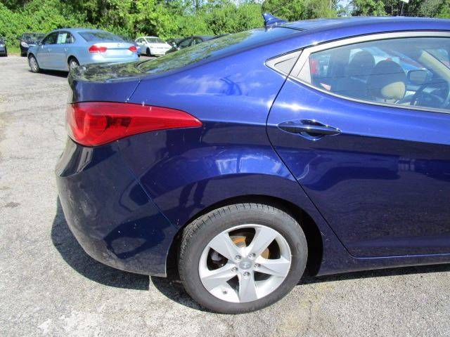 2013 Hyundai Elantra for sale at CLINTONVILLE CAR SALES in Columbus OH