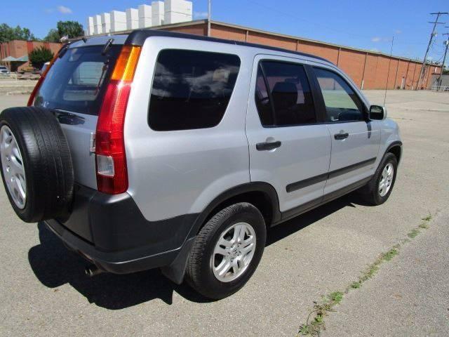 2003 Honda CR-V for sale at CLINTONVILLE CAR SALES in Columbus OH