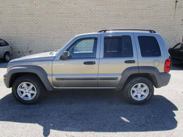 2004 Jeep Liberty for sale at CLINTONVILLE CAR SALES in Columbus OH