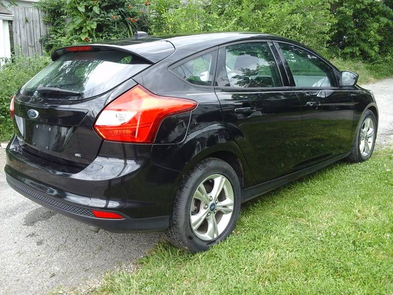 2012 Ford Focus for sale at CLINTONVILLE CAR SALES in Columbus OH