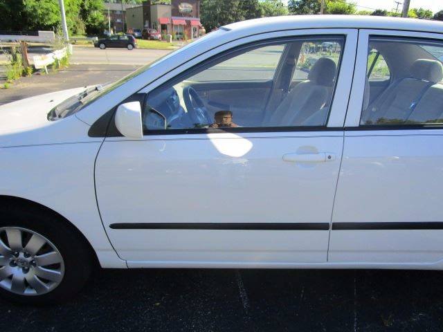 2003 Toyota Corolla for sale at CLINTONVILLE CAR SALES in Columbus OH