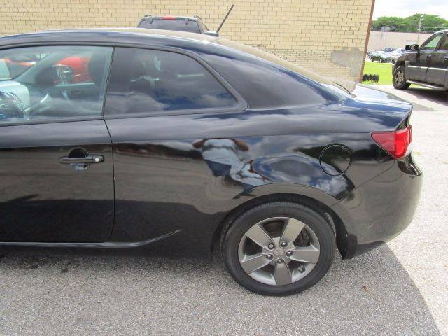2012 Kia Forte Koup for sale at CLINTONVILLE CAR SALES in Columbus OH