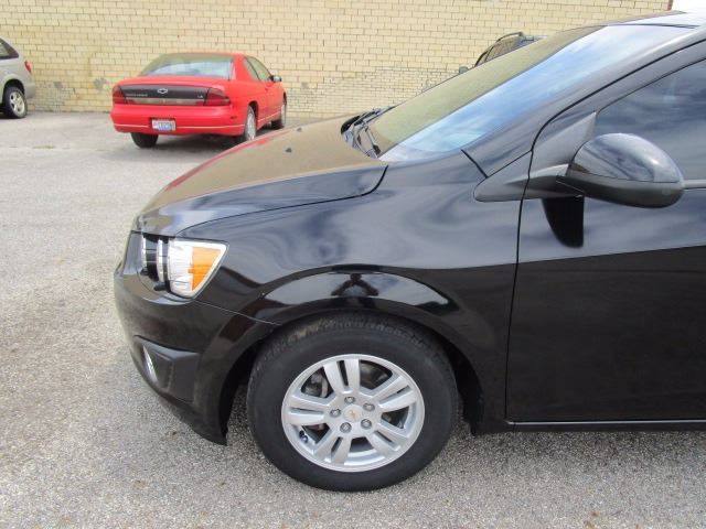 2012 Chevrolet Sonic for sale at CLINTONVILLE CAR SALES in Columbus OH