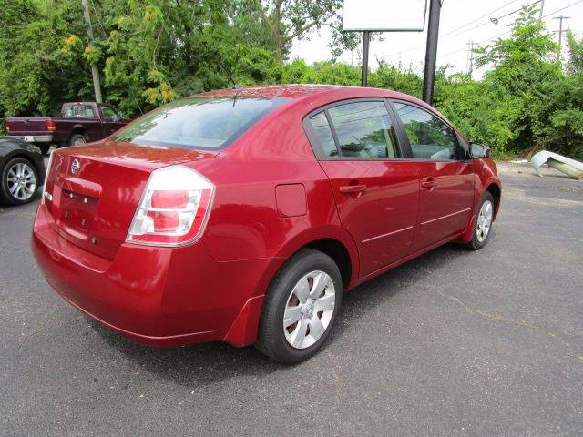 2008 Nissan Sentra for sale at CLINTONVILLE CAR SALES in Columbus OH