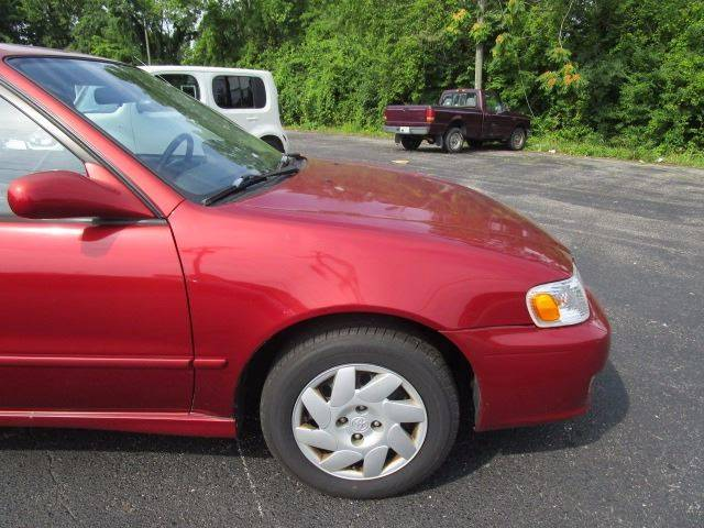 2001 Toyota Corolla for sale at CLINTONVILLE CAR SALES in Columbus OH