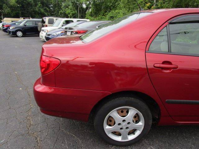 2005 Toyota Corolla for sale at CLINTONVILLE CAR SALES in Columbus OH