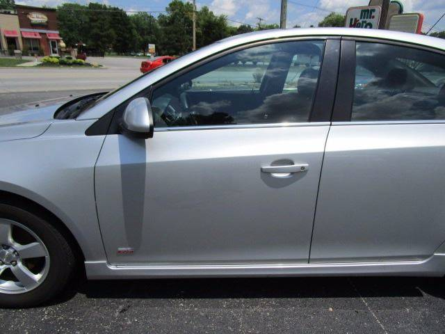 2015 Chevrolet Cruze for sale at CLINTONVILLE CAR SALES in Columbus OH