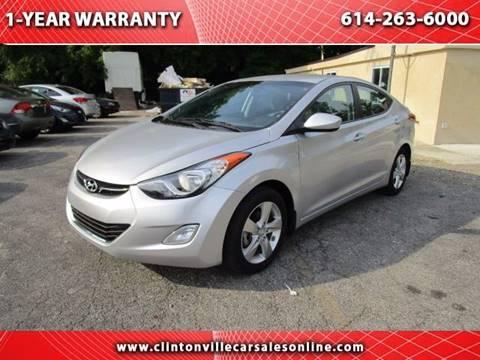 2013 Hyundai Elantra for sale in Columbus, OH