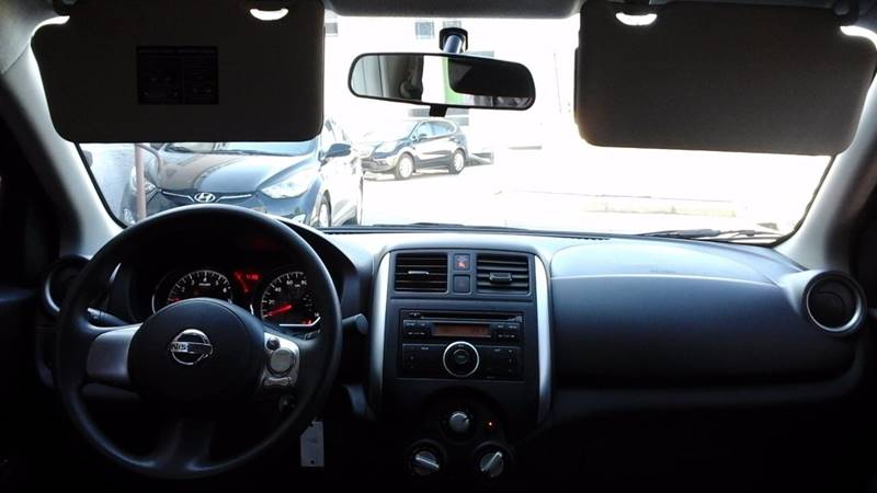 2014 Nissan Versa for sale at CLINTONVILLE CAR SALES in Columbus OH