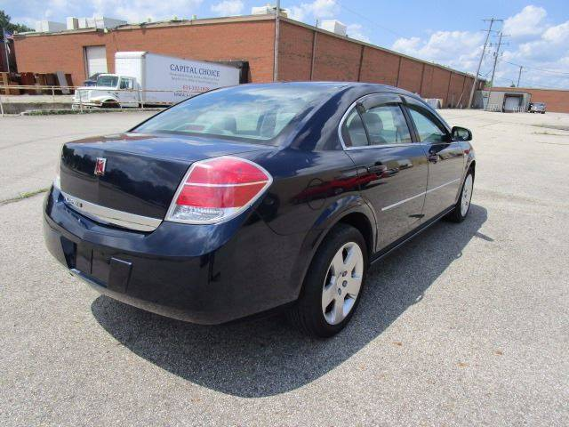 2007 Saturn Aura for sale at CLINTONVILLE CAR SALES in Columbus OH
