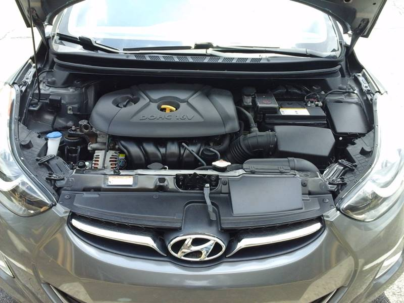 2012 Hyundai Elantra for sale at CLINTONVILLE CAR SALES in Columbus OH