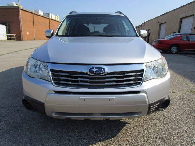 2010 Subaru Forester for sale at CLINTONVILLE CAR SALES in Columbus OH