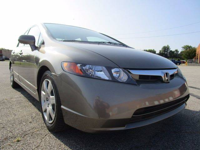2008 Honda Civic for sale at CLINTONVILLE CAR SALES in Columbus OH