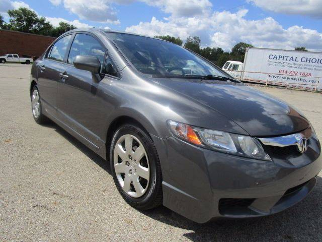 2010 Honda Civic for sale at CLINTONVILLE CAR SALES in Columbus OH