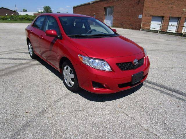 2010 Toyota Corolla for sale at CLINTONVILLE CAR SALES in Columbus OH