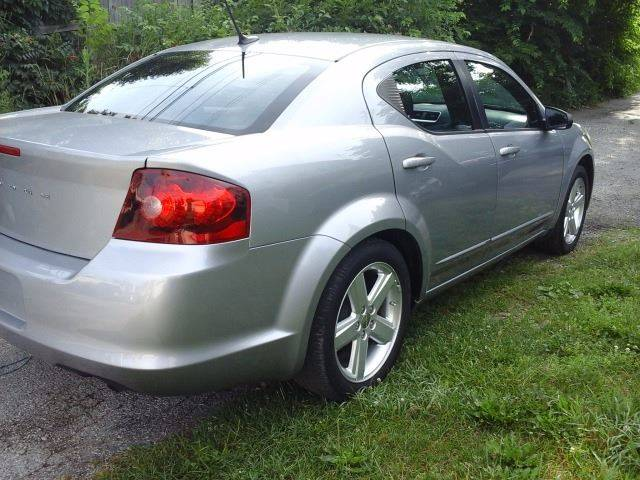 2013 Dodge Avenger for sale at CLINTONVILLE CAR SALES in Columbus OH
